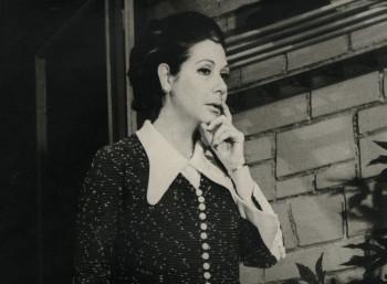 Απεβίωσε η ηθοποιός Βίλμα Κύρου