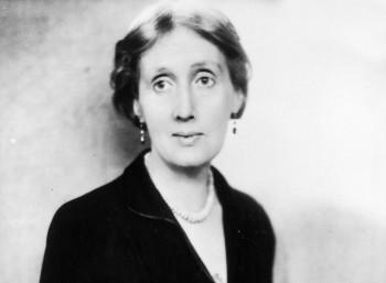 Η αγγλίδα συγγραφέας Βιρτζίνια Γουλφ