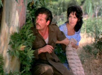 Ο Γιάννης Βόγλης και η Ξένια Καλογεροπούλου στην ταινία «Αέρα! Αέρα! Αέρα!»