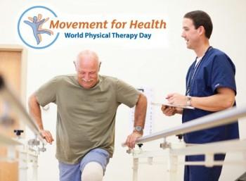 Παγκόσμια Ημέρα Φυσικοθεραπείας