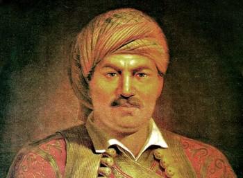Χατζημιχάλης Νταλιάνης (1775 – 1828)