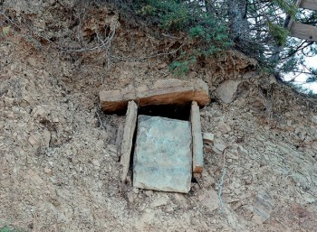 Βρέθηκε ασύλητος τάφος στα Ζαγόρια