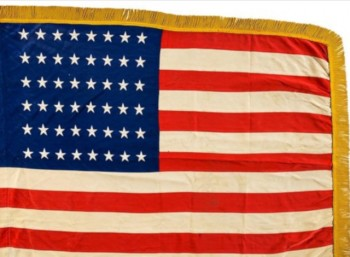 Σε δημοπρασία η πρώτη αμερικανική σημαία που υψώθηκε κατά την Απόβαση της Νορμανδίας