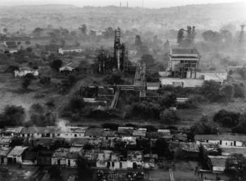 Η μοιραία διαρροή αερίου στο Μποπάλ