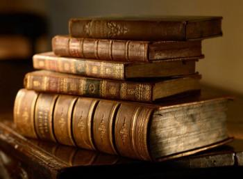 Πολιτιστική κληρονομιά οι μυρωδιές των παλαιών βιβλίων