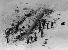 Η αεροπορική τραγωδία των Άνδεων