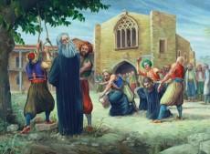 Οι διωγμοί των Ελλήνων στην Κύπρο το 1821