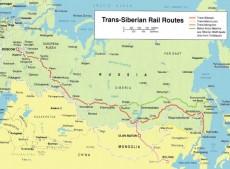 Υπερσιβηρικός Σιδηρόδρομος