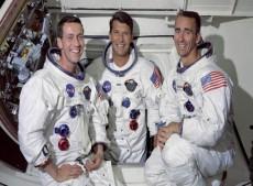 «Απόλλων 7»: Το πρώτο βήμα για την κατάκτηση της Σελήνης από τους Αμερικανούς.