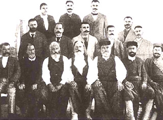 H πρώτη γενική συνέλευση μετά τη Σύμβαση της Χαλέπας